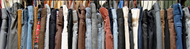 Aventuras en pantalones